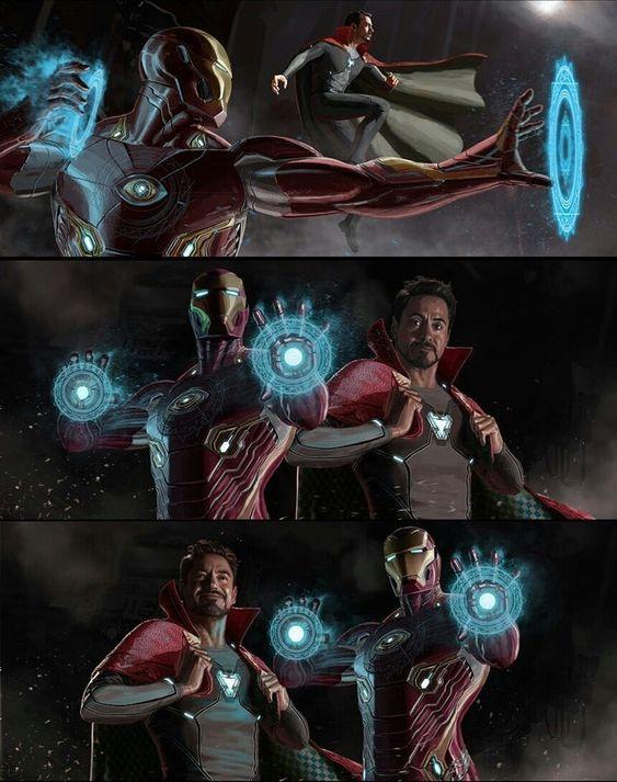 Iron Man Dr Strange Costume Swap Concept Art By John Staub Marvelstudios Marvel Concept Art Marvel Iron Man Marvel Collectibles