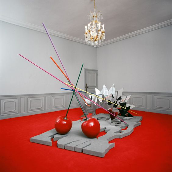 Delphine Coindet, cherie-cherie, 2006