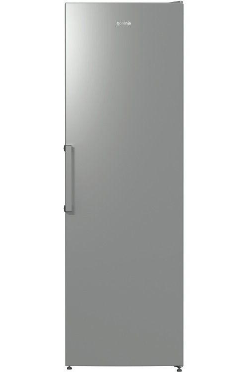 Gorenje R6192FX Tall Larder Fridge - Stainless Steel