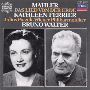 Una de las mejores grabaciones de la que para algunos es la mejor obra de Gustav Mahler. También muy recomendable la dirigida por Klemperer con Christa Ludwig y F. Wunderlich.