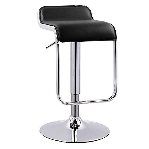 Lpymx Bar Stool Bar Stool Can Be Adjusted To Rotate Rotating Breakfast Bar Stool Seat Bar Stool Gas Lift Repla Leather Bar Stools Bar Stools Modern Bar Stools