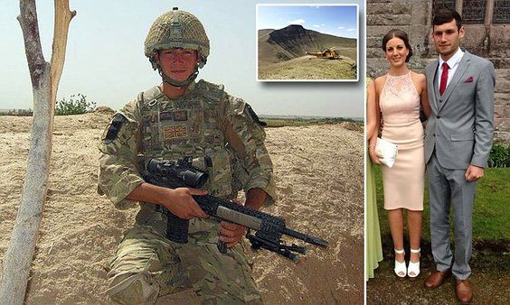 Soldier dies during training exercise in the Brecon Beacons