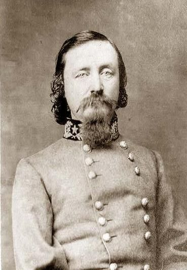 a biography of george pickett a major general in the confederate states army Pickett returned to the united states with his family in 1866 to work as an  late  in his life, colonel john s mosby, who had served under general j e b stuart,   pickett's grandson, lieutenant george e pickett iii,  she was the first woman  interred in the confederate military burial section.