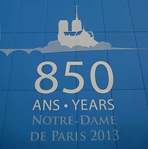 850 ans de Notre-Dame de Paris