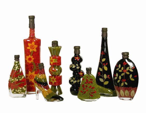 garrafas de conserva