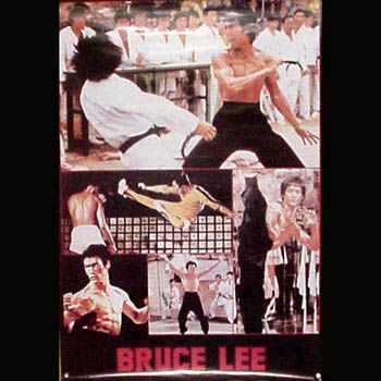 Bruce Lee The Ultimate Champion Poster  $3.99