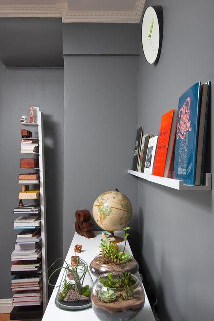 Nick Keppol Office 7 Nick Keppols Grey But Colourful Home Office