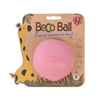Animalerie  Becothings Becoball pour Chien Extra Grand Rose