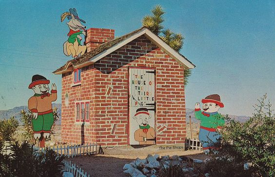 Christmas Tree Inn - Santa Claus, Arizona by The Pie Shops, via Flickr