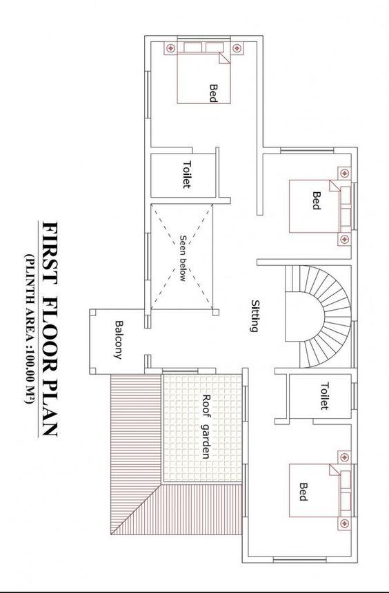 Horizontal House Plans   Ipefi.com