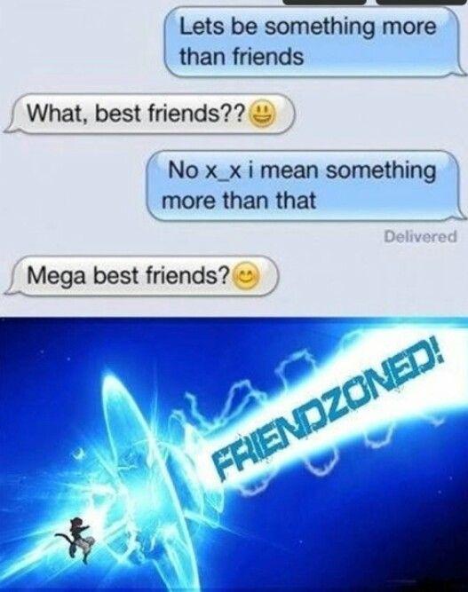 Friendzoned