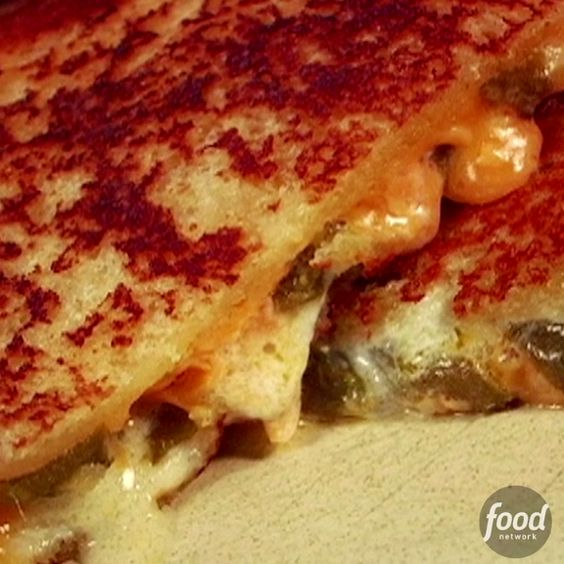 Spice up your classic grilled cheese sandwich with a bit of heat from ...