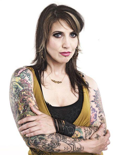 Tattoo's For > Hannah Aitchison Tattoo