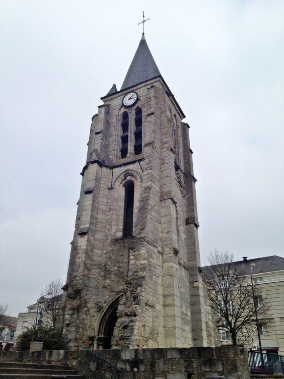 S1, E1 : Paris-Massy / Massy : Le clocher