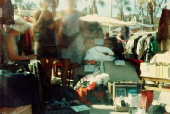 Lost and Found Market, Barcelona 2011 - Pinhole, f.173 9Sec. - more on abiteof.com