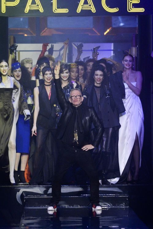 final show Jean Paul Gaultier haute couture printemps-été 2016