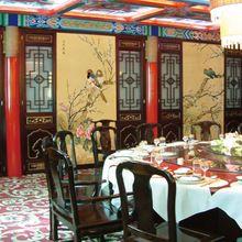送料無料紫デイジー黄色鳥椿大型テレビソファの背景壁画壁紙中国ホテルロビーカスタムサイズ(China (Mainland))