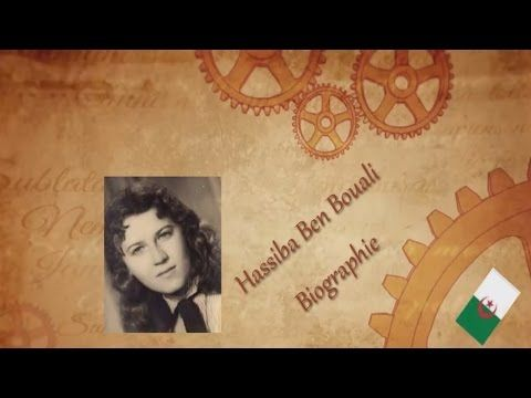 [L.A TUBE] Hassiba Ben Bouali Biographie 「HD」 - YouTube