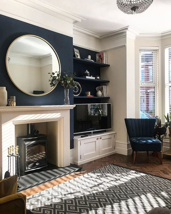 Living room design and inspiration ideas
