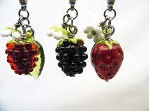 Früchte Charm-Anhänger