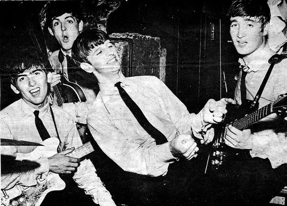 August 3, 1963- the Beatles perform a night-time show at the Cavern Club, which turns out to be their final show there. Tickets for the show had gone on sale at 1:30 pm on July 21 and were sold-out by 2:00 pm. ~DT