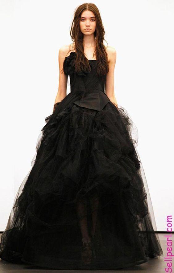 gothic wedding dresses#new gothic wedding dresses#black gothic wedding dresses