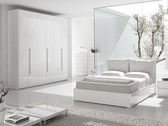 white modern bedroom design home decor pinterest white bedroom