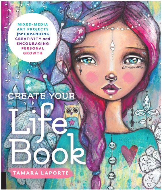 Quarto Publishing Create Your Life Book