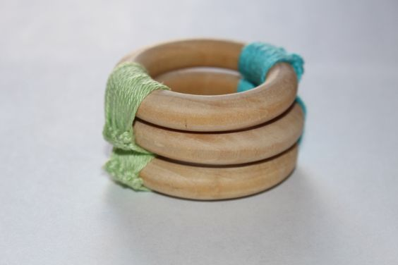 A personal favorite from my Etsy shop https://www.etsy.com/listing/251446516/all-natural-wooden-teethers
