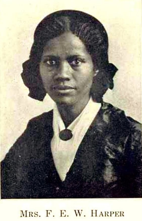 Frances Ellen Watkins Harper: Early African American Civil Rights Activist, Poet and Author http://www.blackhistoryheroes.com/2015/04/frances-ellen-watkins-harper-early.html: