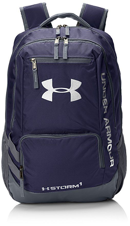 c0ad9a636cc0 Amazon.com  Under Armour Storm Hustle II Backpack