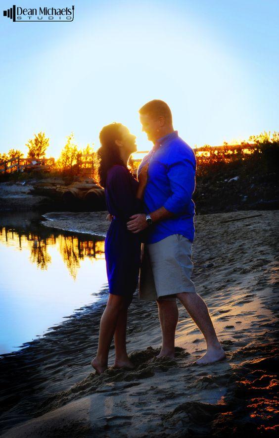 Katherine & Brett's September 2013 Sandy Hook #engagement shoot! (photo by deanmichaelstudio.com) #njwedding #njweddings #njengagement #wedding #love #beach #fall #photography #deanmichaelstudio
