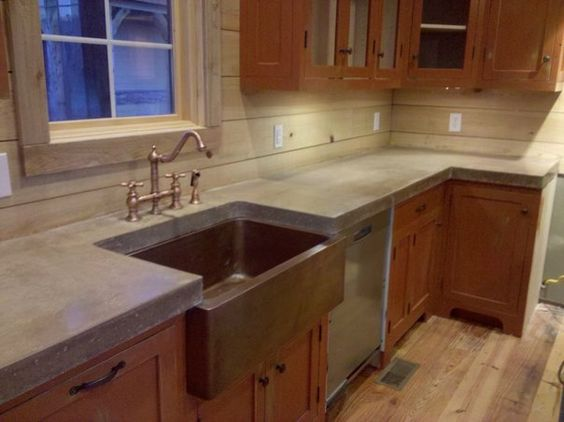 Diy cheap kitchen countertop ideas google search for Cheap kitchen countertop ideas