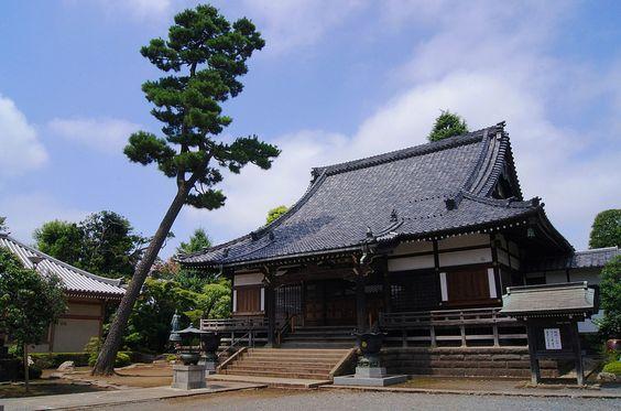 夏の慶元寺 | by setagayatoieba