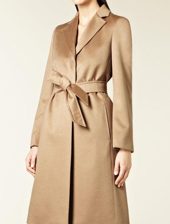 Pure cashmere coat MaxMara | My Style | Pinterest | Coats Chic