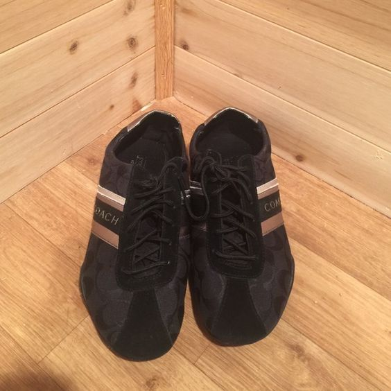 Coach Sneakers Good condition only worn a few times Coach Shoes Sneakers
