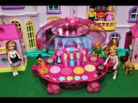 Real Makeup Set For Little Girl Real Makeup For Kids Makeup Toys Kids Makeup Best Kids Toys