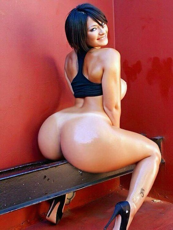 Simply excellent huge butt porn pics