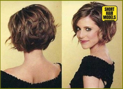 35 Most Popular Short Haircuts For 2020 Get Your Inspiration Short Hairstyles For Thick Hair Haircuts For Wavy Hair Short Wavy Hair