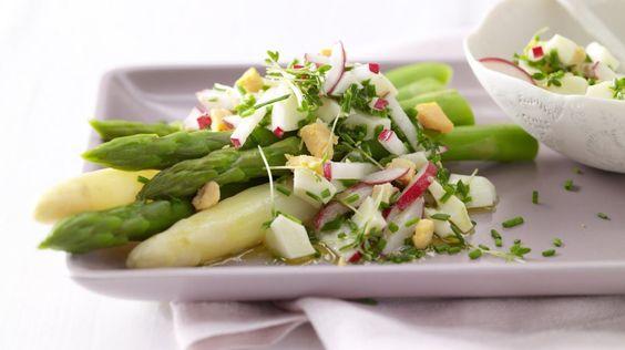 Kochbuch: Vegetarische Spargelrezepte   EAT SMARTER