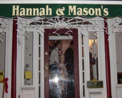 Kitchen Nightmares Hannah Mason S Closed Kitchen Nightmares Mason Nightmare