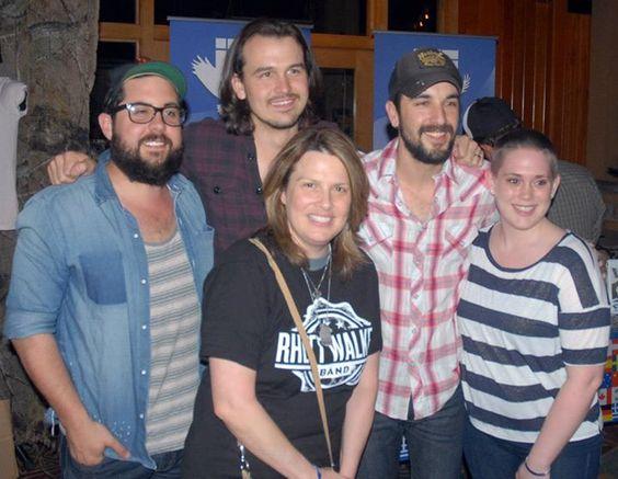 Marti Filkins, Rhett Walker Band and Brittany Bisdorf at Kewadin Casinos Sault Ste Marie.