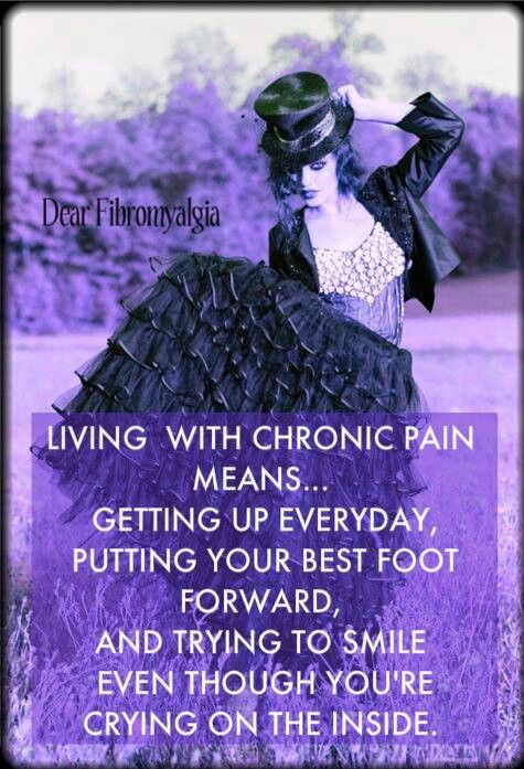 Life with Fibromyalgia/ Chronic Pain: