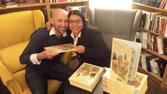 SOCIAIS CULTURAIS E ETC.  BOANERGES GONÇALVES: Kennedense lança livro infantil na Europa