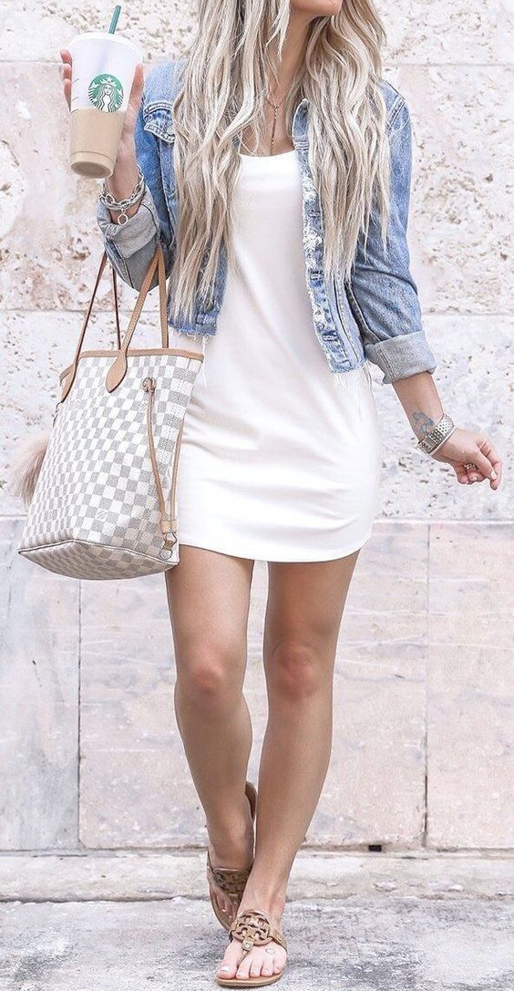 Women S Second Hand Clothing Stores Near Me Street Style Spring 2019 Pinterest Enough Wome Summer Fashion Outfits Summer Outfits Women Popular Spring Outfits