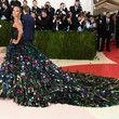 Zoe Saldana in Dolce&Gabbana