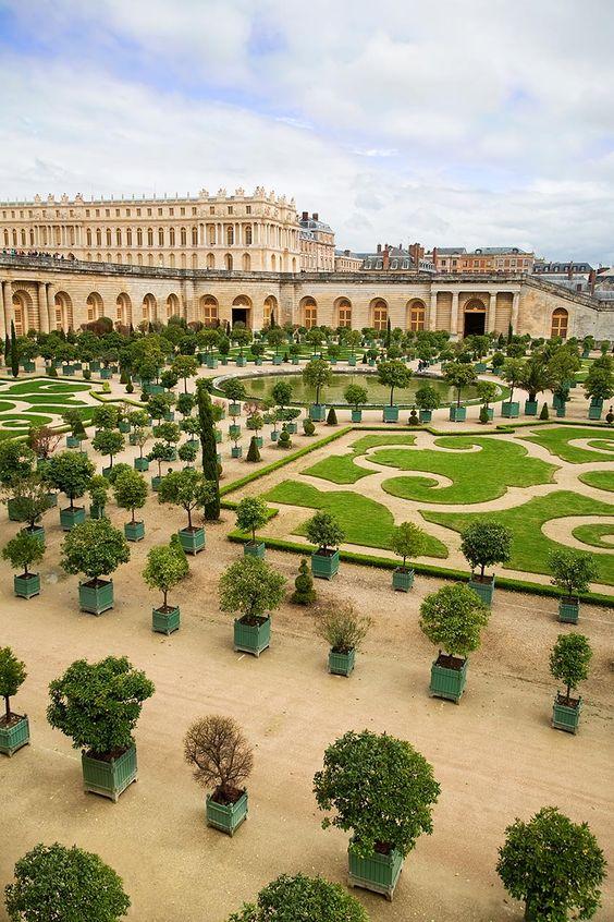 Historia del Palacio de Versalles