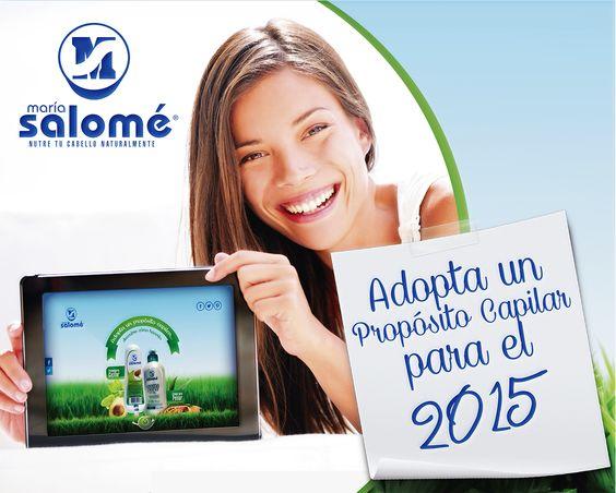Ingresa ya a http://www.mipropositocapilar.com/ y elige tu propósito capilar 2015