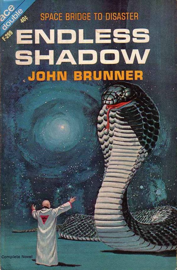 John Brunner. Endless Shadow