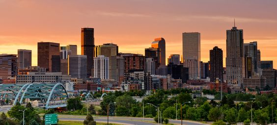 Denver: The Largest City And The Capital Of The U.S. State